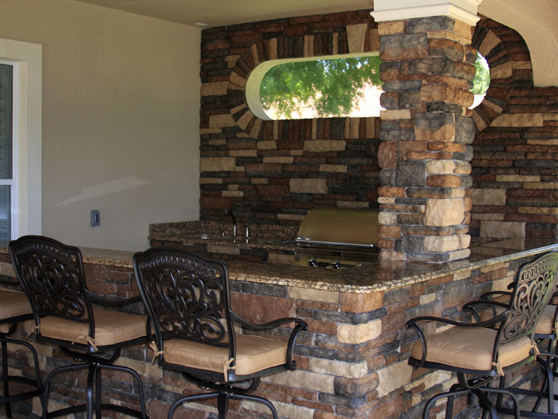 Great Outdoor Kitchen Concepts