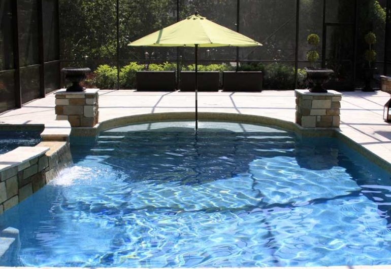 Now is the best time for pool remodeling in tampa grand for Pool design tampa