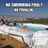 No Pool? Um, That IS a Problem…