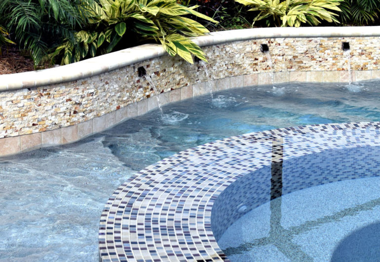 Can I Do My Own Pool Tile Repair? - Grand Vista Pools