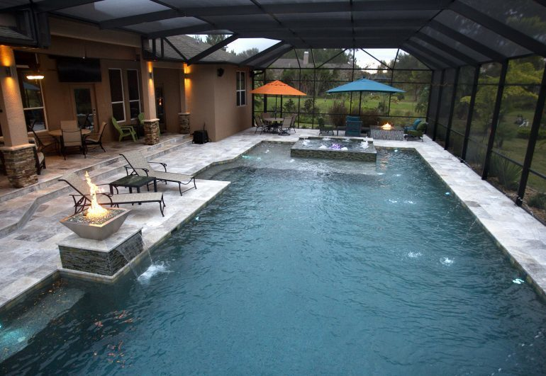 Trinity Swimming Pool Remodeling Ideas - Grand Vista Pools