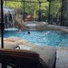 Custom Swimming Pool, Trinity, FL – Spotlight: James & Amy Macchiarola