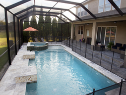 Custom Swimming Pools In Tampa Fl